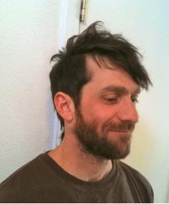 Earth punk haircut