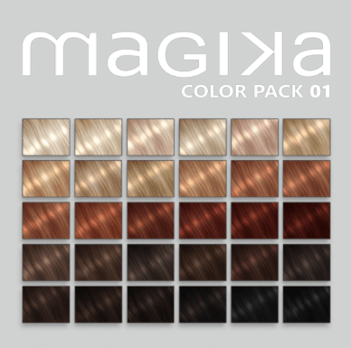 Magika Color Pack 01