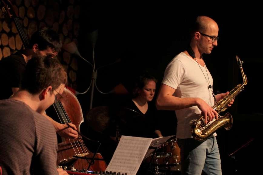 Eva Klesse Quartett (Jazz-Echo 2015) 20