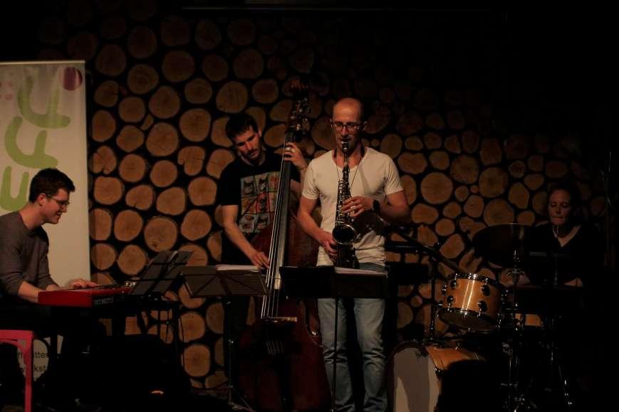 Eva Klesse Quartett (Jazz-Echo 2015) 22