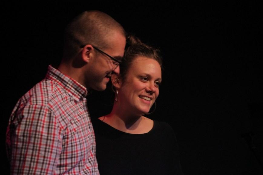 8.8.: Amanda Kapsch & Igor Zavatckii 1
