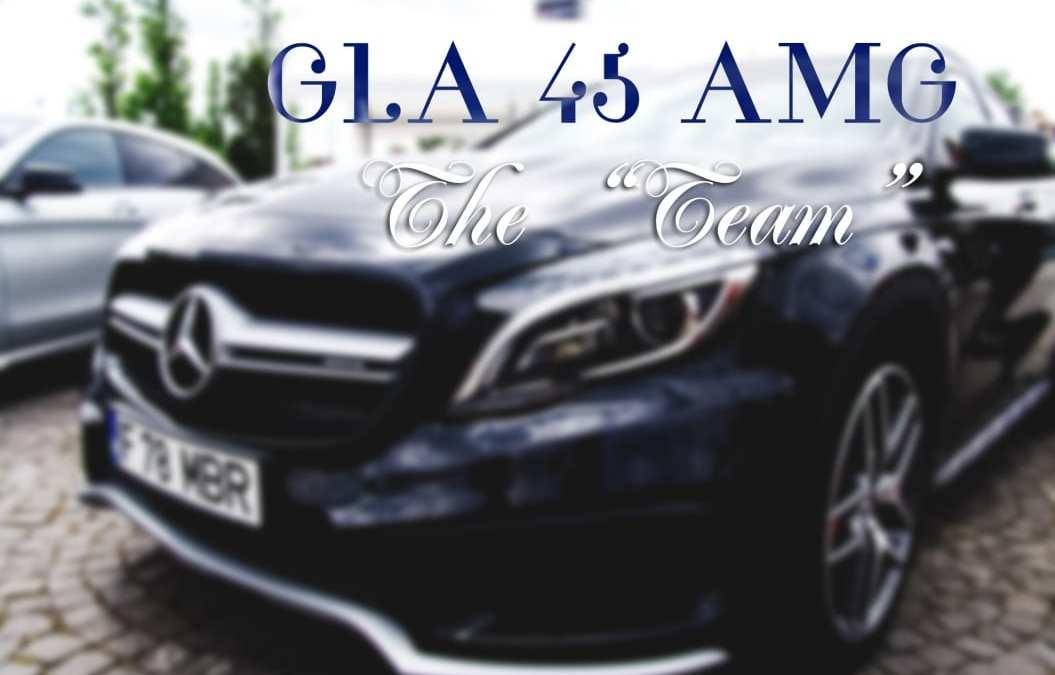 GLA 45 AMG – The Partner