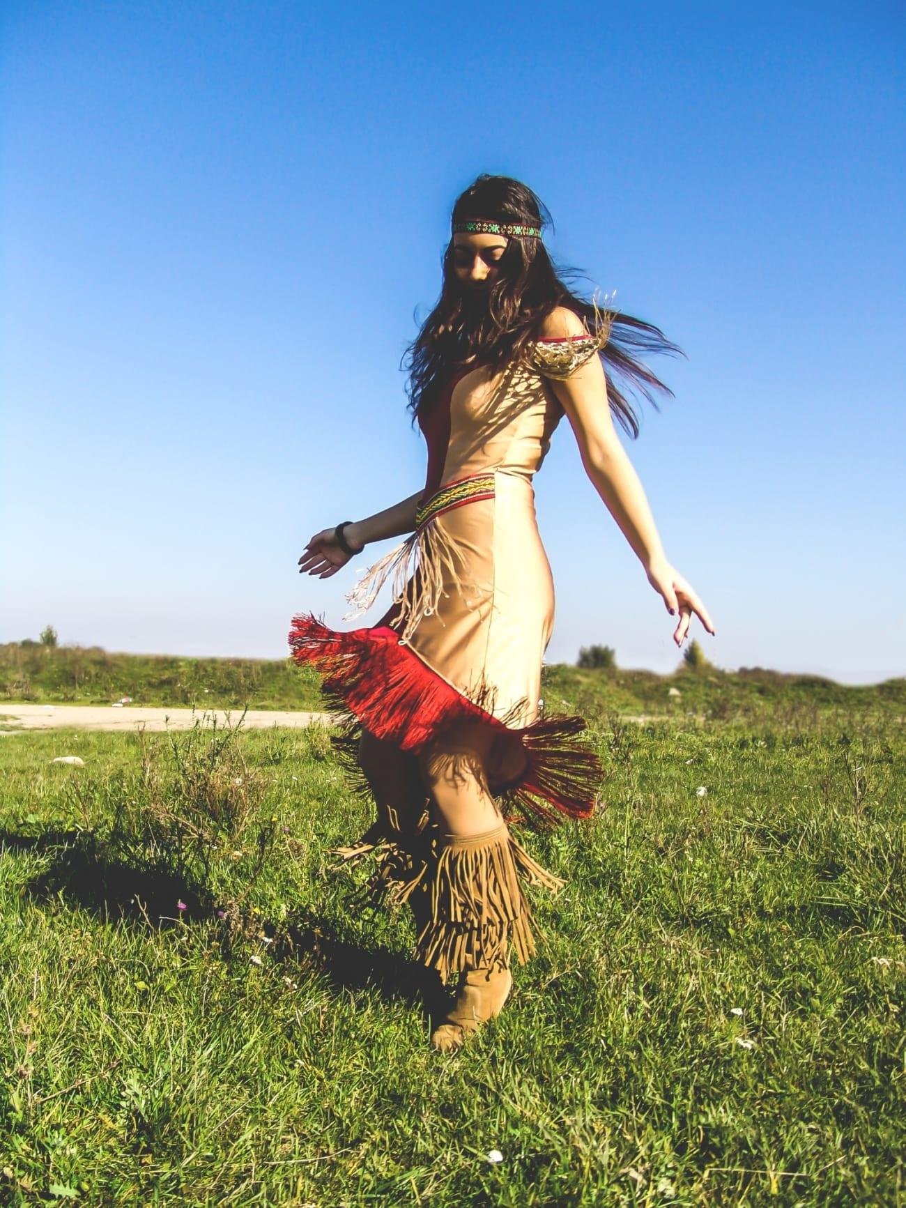 roxi rose fashion blog romania halloween indian native costume wildfashion (5)