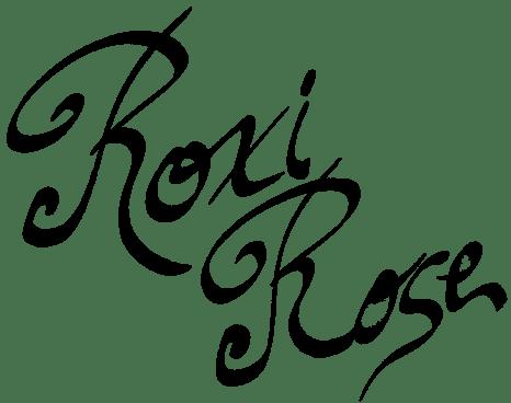 semn black sign roxi rose