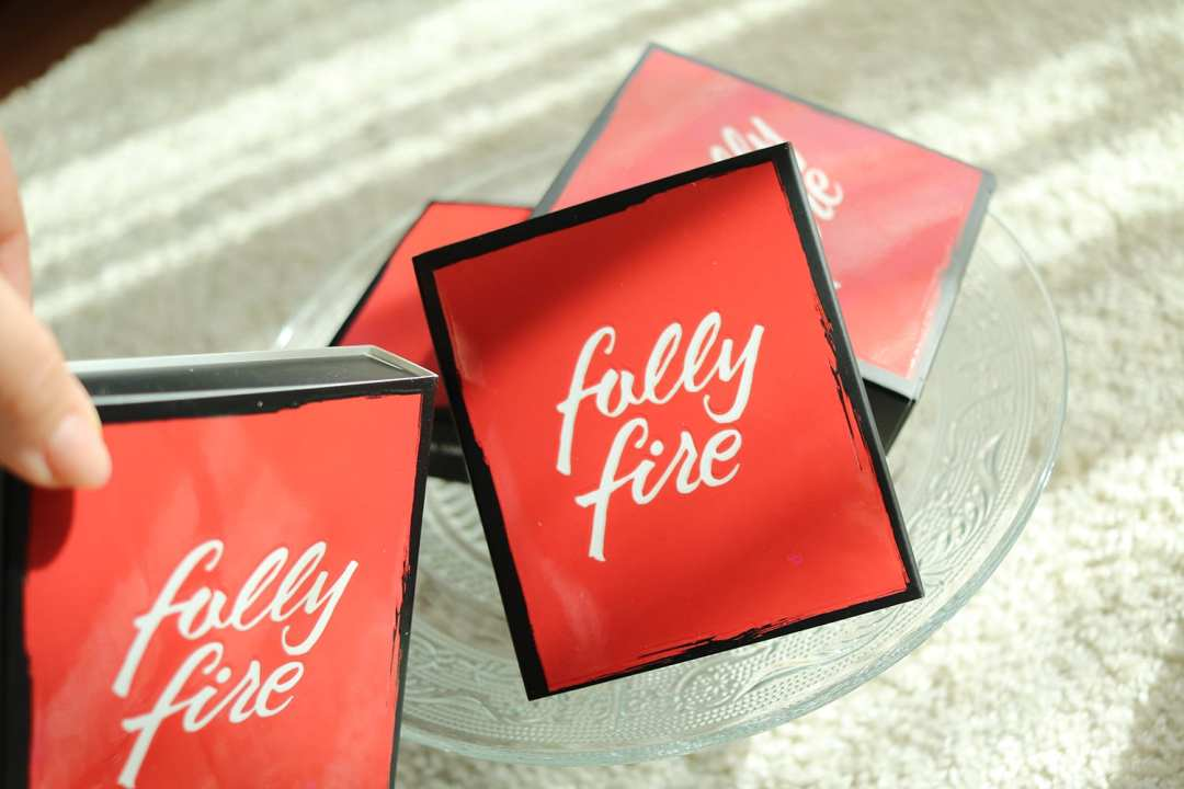 Folly Fire Free Your Innerfire Roxi Rose Style Blog Diary