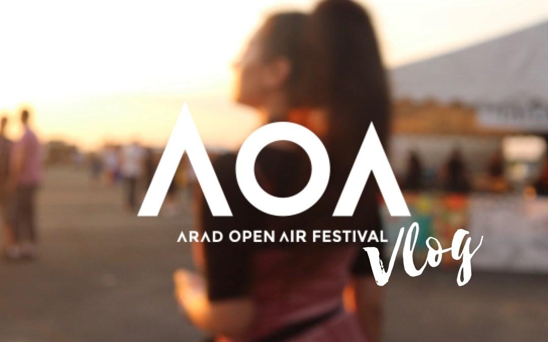 AOA Festival VLOG – music & dinnerinthesky.ro