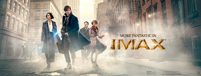 Fantastic Beasts and Where to Find Them – CinemaCity
