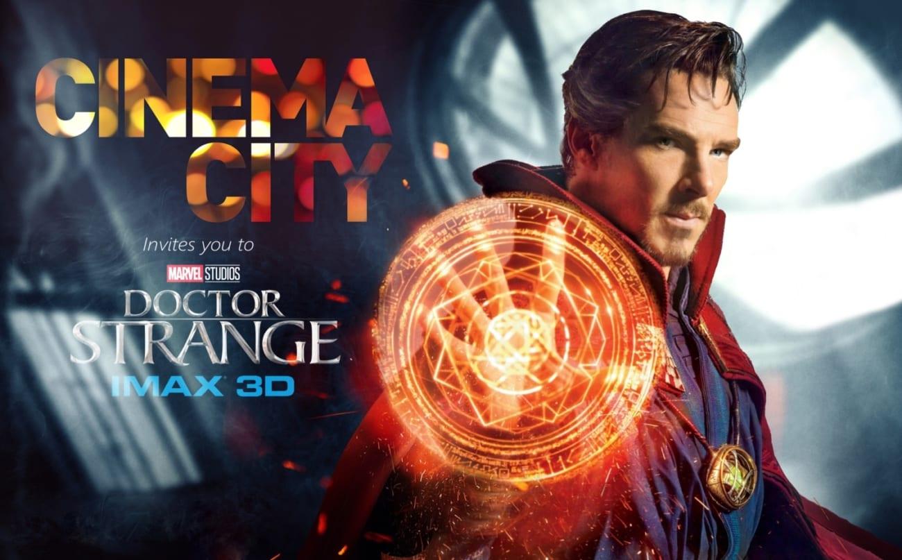 imax 3d timisoara doctor strange expand your mind deschide-ti mintea shopping city timisoara cinema city