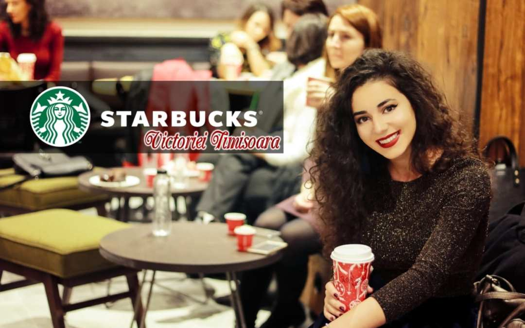 Starbucks – Victoriei Timisoara