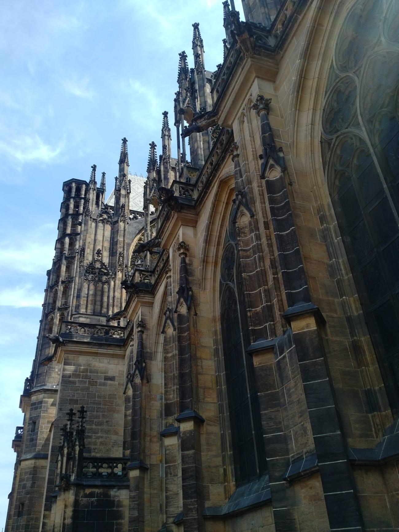Prague taught me…