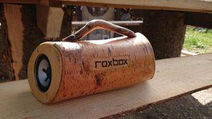 RoxBox – bluetooth amplifier and speaker