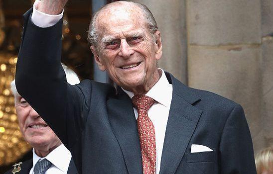 Flowers for HRH Prince Philip Duke of Edinburgh