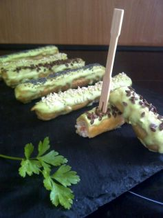 eclairs-wasabi