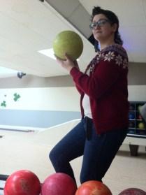 Bowling Birthday Beauty