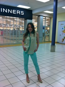 Bright & Early & Bright! I am vowing to live this summer in color.