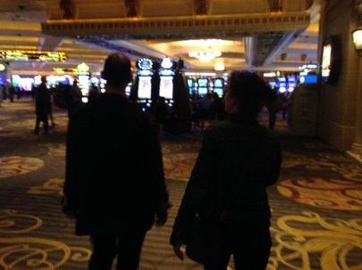 Mitch and Renee venture into Fallsview Casino