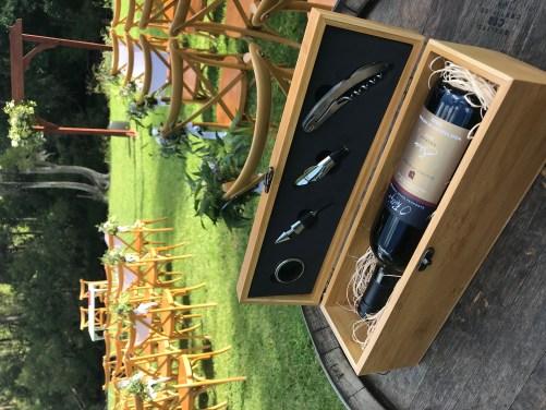 Open Wine Box