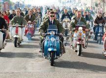 The Mods are Here: A Vespa Subculture and Lifestyle. | roxyvespa