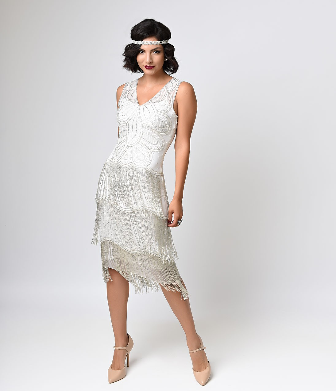 1920s Style For Curvy Girls Roxy Vintage Style
