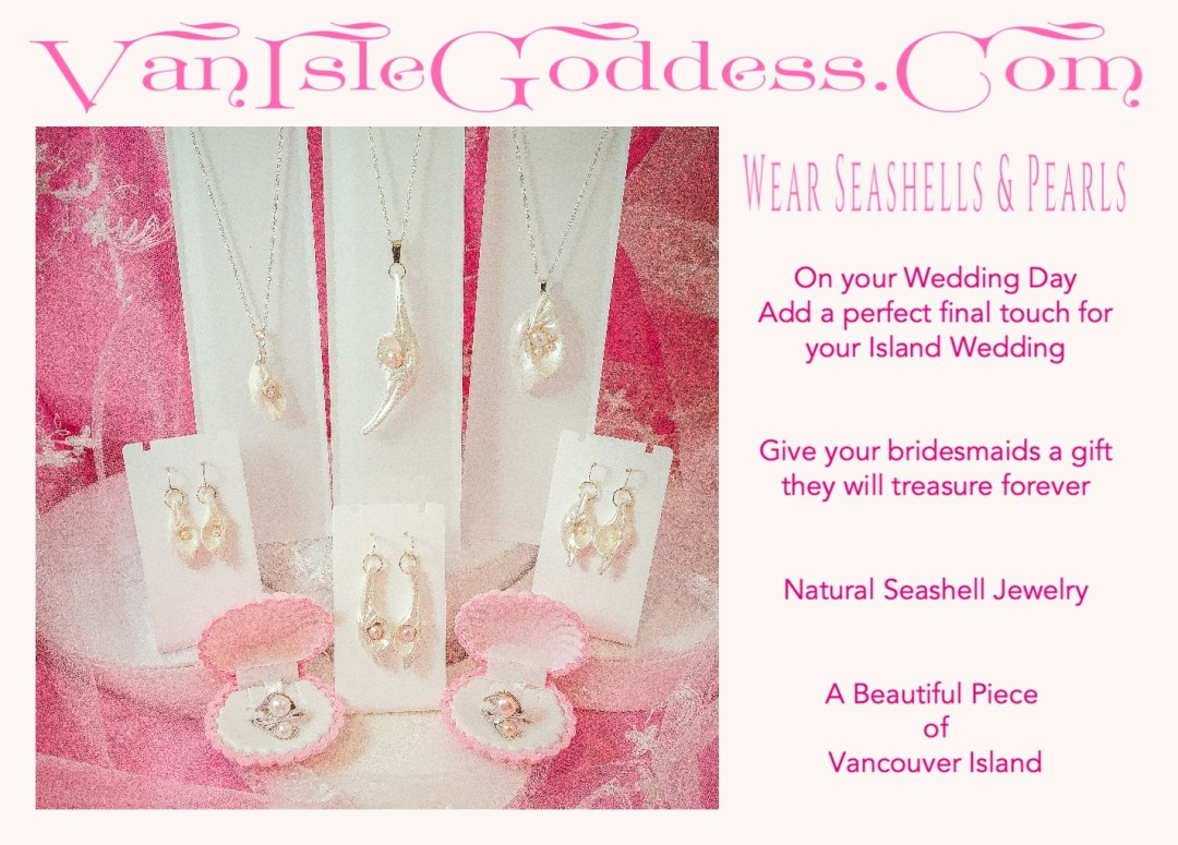 Van Isle Goddess Jewelry