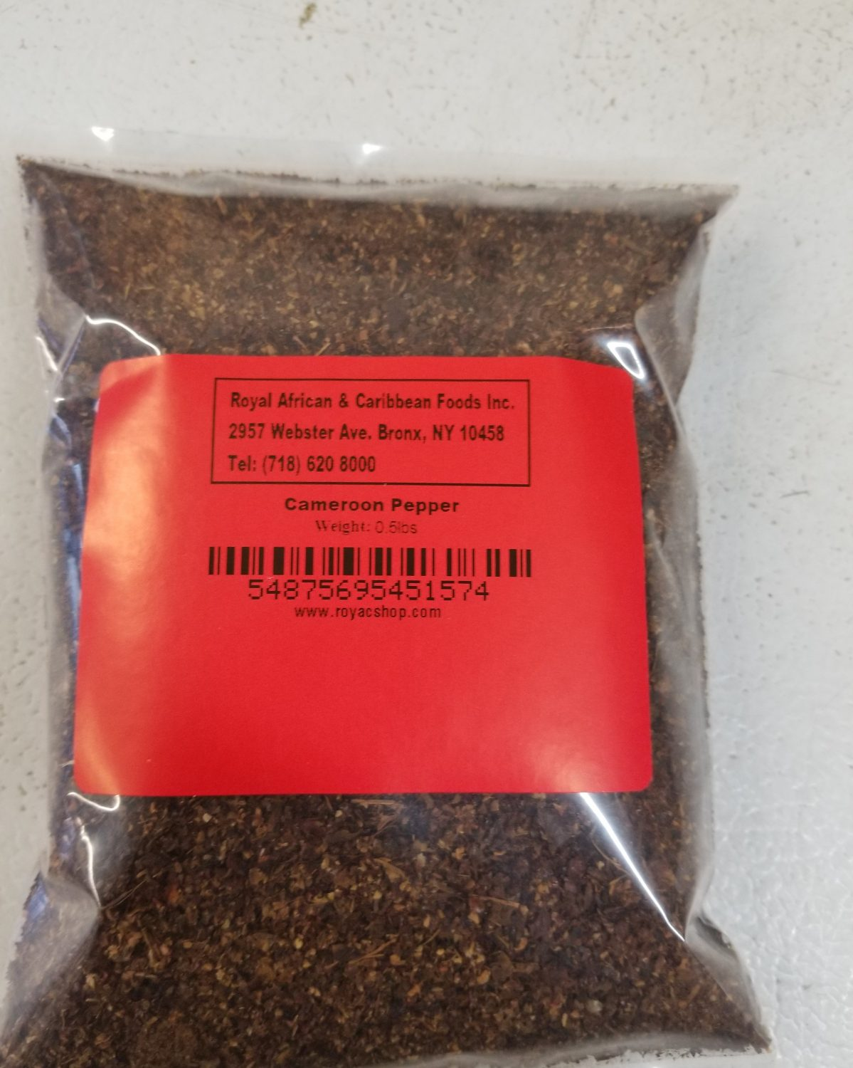 Cameroon pepper - Royacshop.com