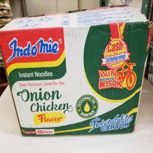 Nigerian Indomie (onion flavor) 1box - royacshop.com