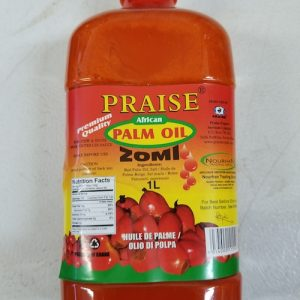 Praise Zomi Palm Oil - royacshop.com
