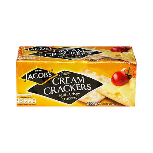 Jacobs Cream Crackers Biscuit - royacshop.com