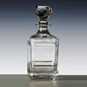 Décanteur à Whisky Séville - Cristal de Paris
