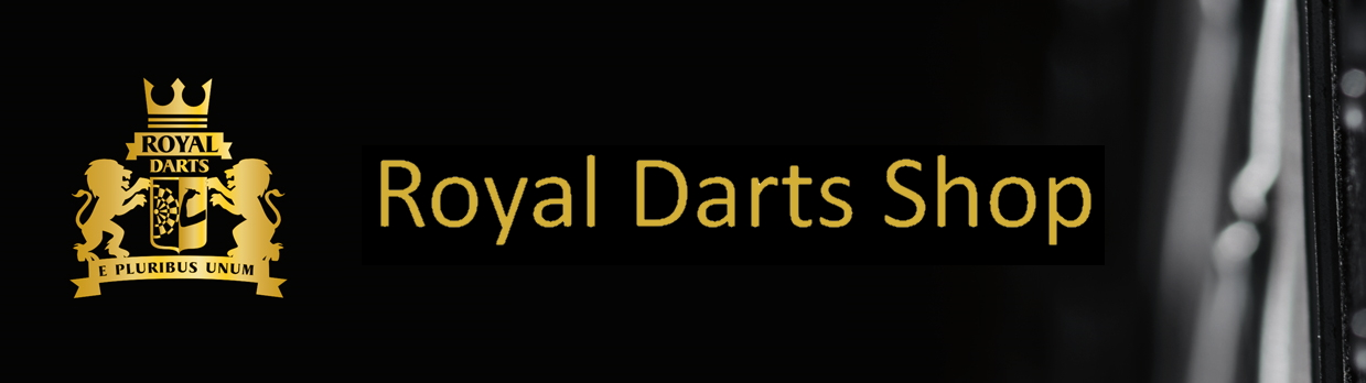 Royal Darts Shop Banner