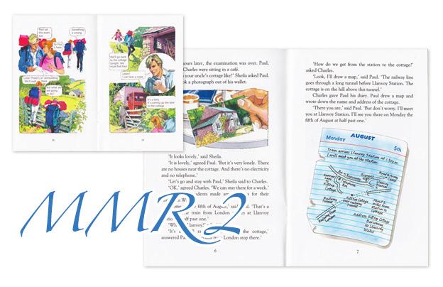 マクミランリーダーズ, macmillan readers, レベル2, Beginner, level2