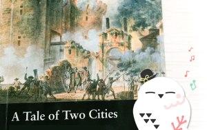 チャールズ・ディケンズ, 二都物語, Charles Dickens, A Tale of Two Cities, マクミランリーダーズ, Macmillan Readers, Beginner