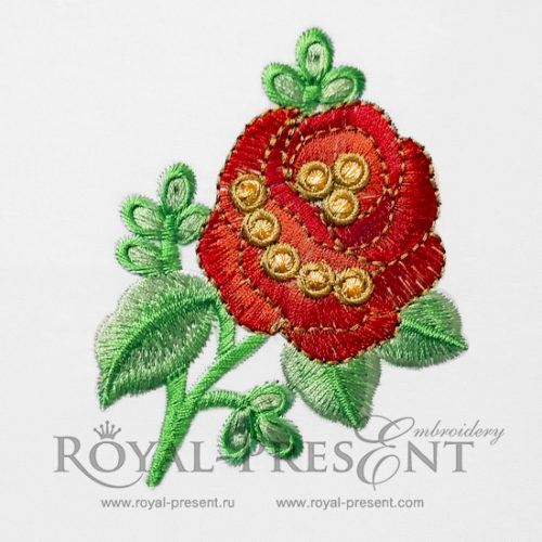 Royal present embroidery дизайны машинной вышивки