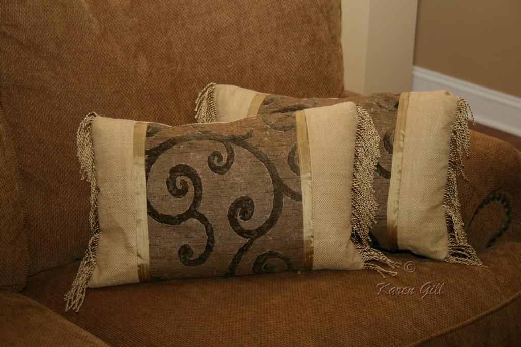 Cushions  Pillows  Royal Treatments