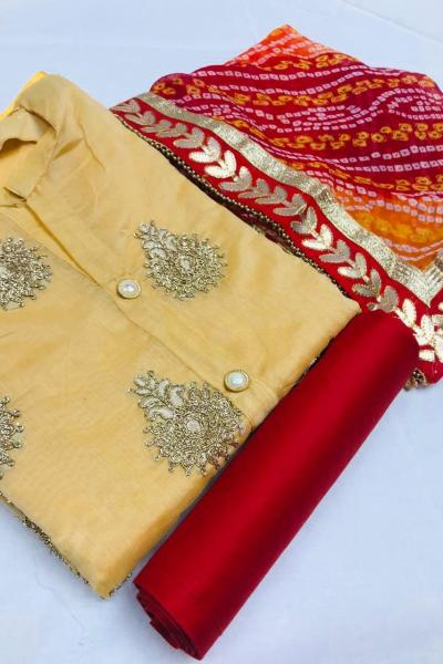 magnificent-yellow-color-chanderi-silk-with-glitter-work-salwar-suit