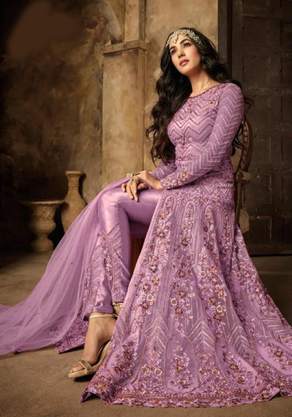 violet-color-heavy-net-rangoli-sartin-with-sequence-work-anarkali-suit