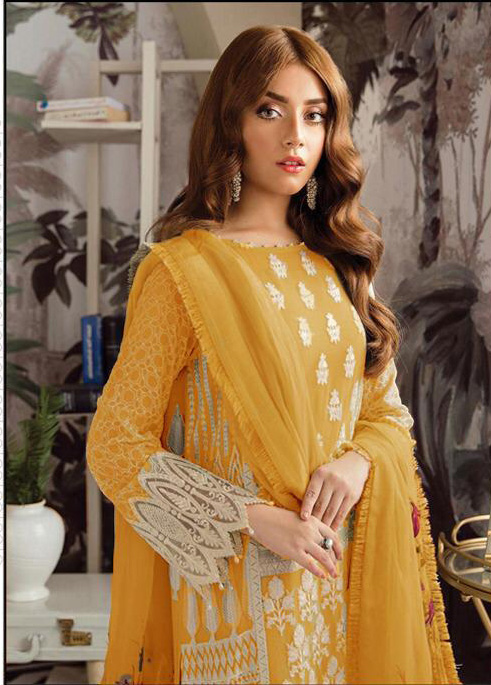 harmonious-yellow-color-heavy-georgette-with-embroidery-work-sequence-suit (2)
