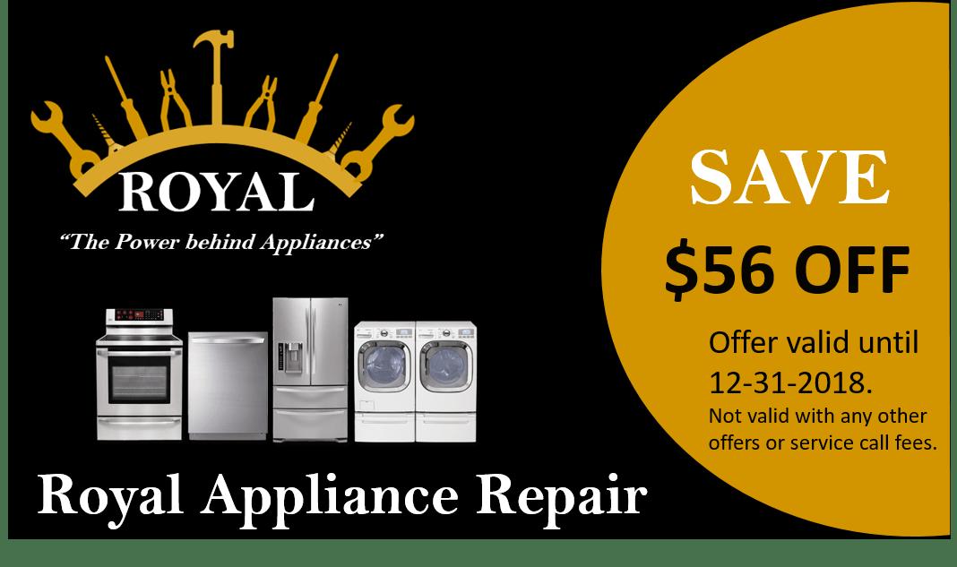 Refrigerators And Freezer Repair All Brands Royal