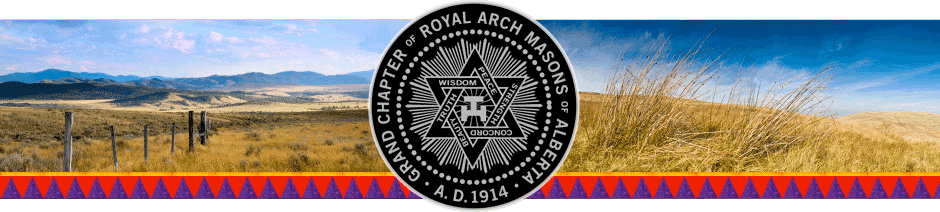 2019 Royal Arch Masons of Alberta Grand Convocation