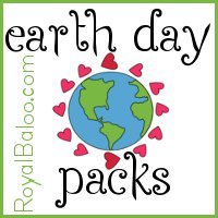 Earth Day Free Printable Packs