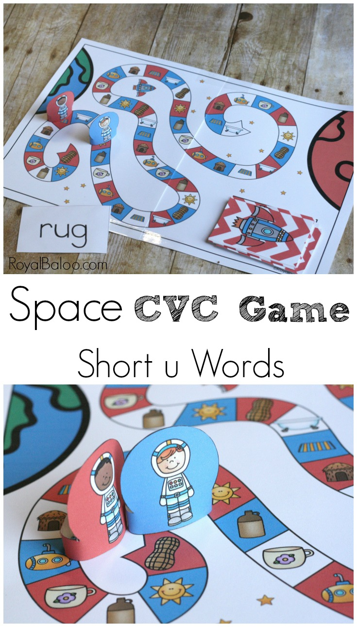hight resolution of Space CVC Game for Out of This World Reading Fun - Royal Baloo