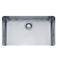 Franke Kitchen Sinks Chair With Arms Kubus Kbx110 28 Stainless Steel Royal Bath And