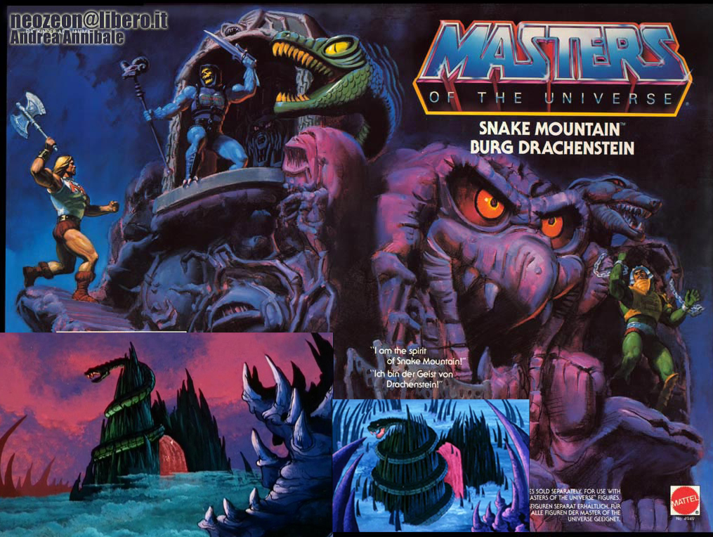 Fall Of Grayskull Wallpaper Burg Drachenstein Brandon Graham