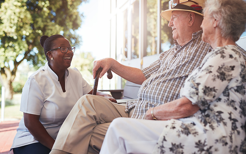 How To Sail Through Your First Caregiving Job