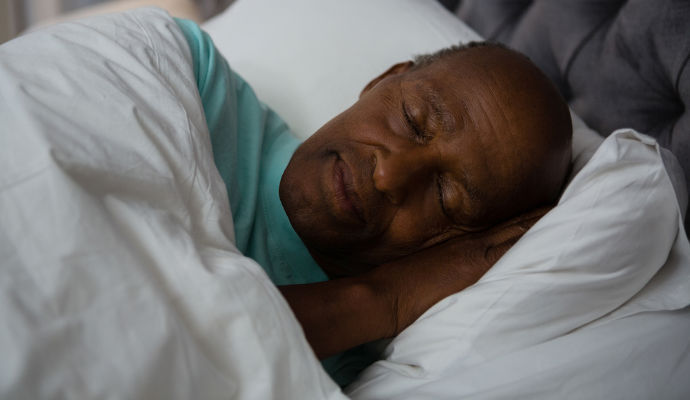 Tips To Improve Senior Sleep By Reducing Discomfort: care home facilities