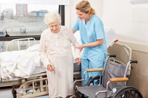 After Surgery Care Services with in home caregiver