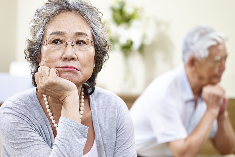 How full care nursing homes cope with anger as a caregiver?