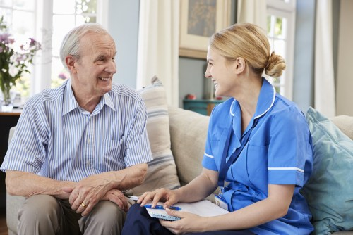 Senior Companion Care with American home health care services