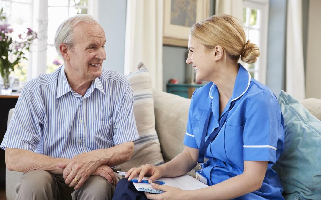 Senior Companion Care with American home health care services