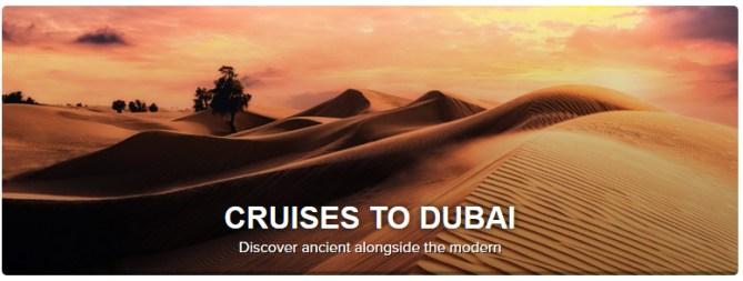 cruises to dubai-